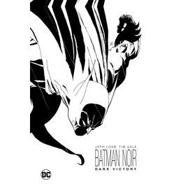DC COMICS BATMAN NOIR DARK VICTORY HC
