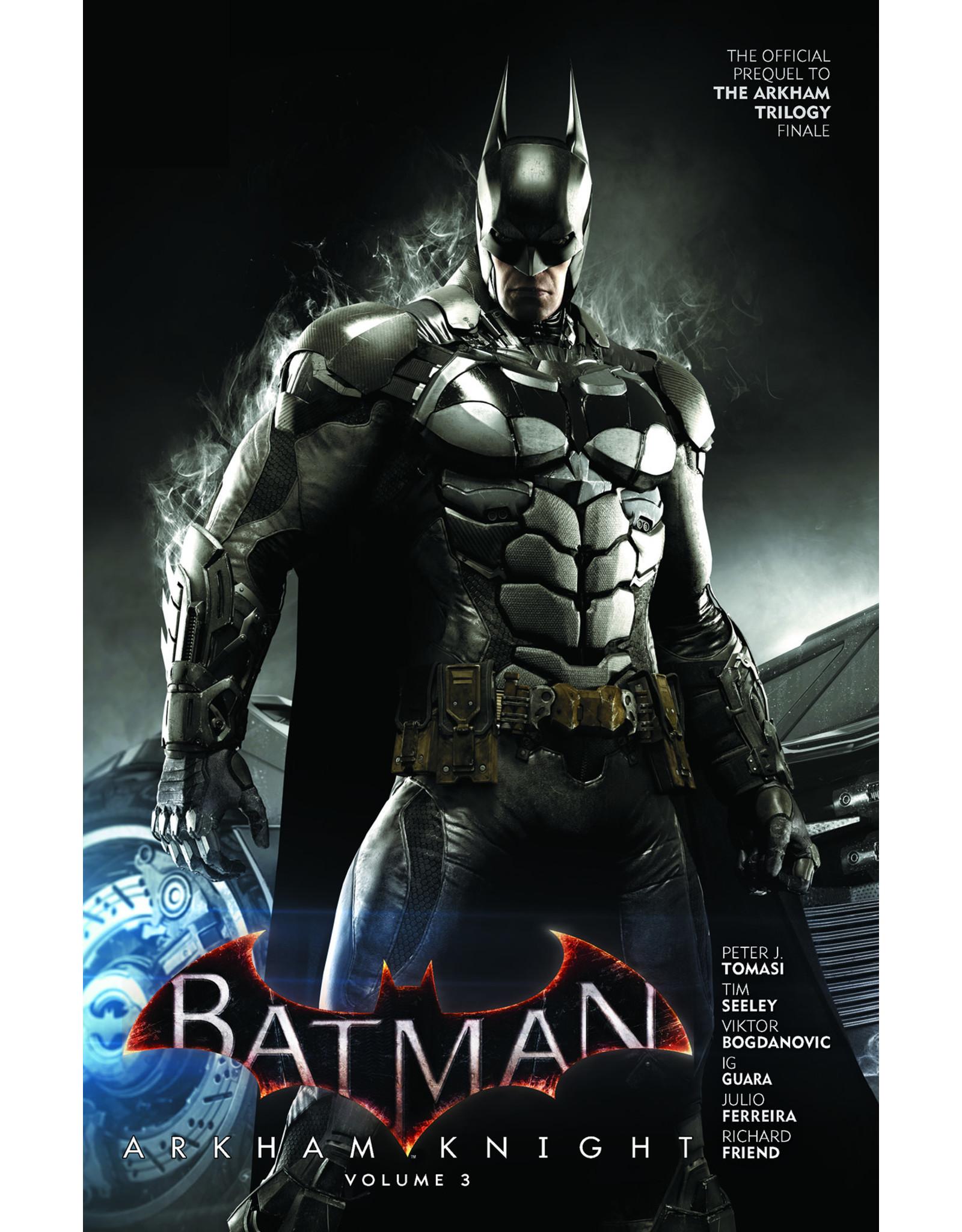 DC COMICS BATMAN ARKHAM KNIGHT TP VOL 03