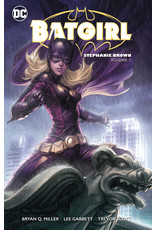 DC COMICS BATGIRL STEPHANIE BROWN TP VOL 01