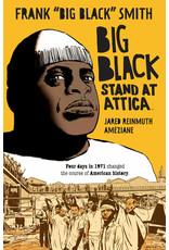 BOOM! STUDIOS BIG BLACK STAND AT ATTICA GN