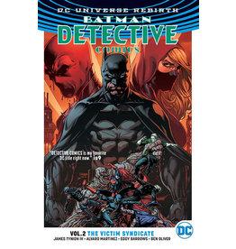 DC COMICS BATMAN DETECTIVE TP VOL 02 VICTIM SYNDICATE
