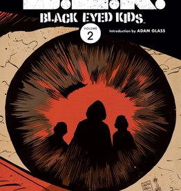 AFTERSHOCK COMICS BLACK EYED KIDS TP VOL 02