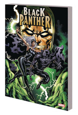 MARVEL COMICS BLACK PANTHER BY HUDLIN TP VOL 02 COMPLETE COLLECTION