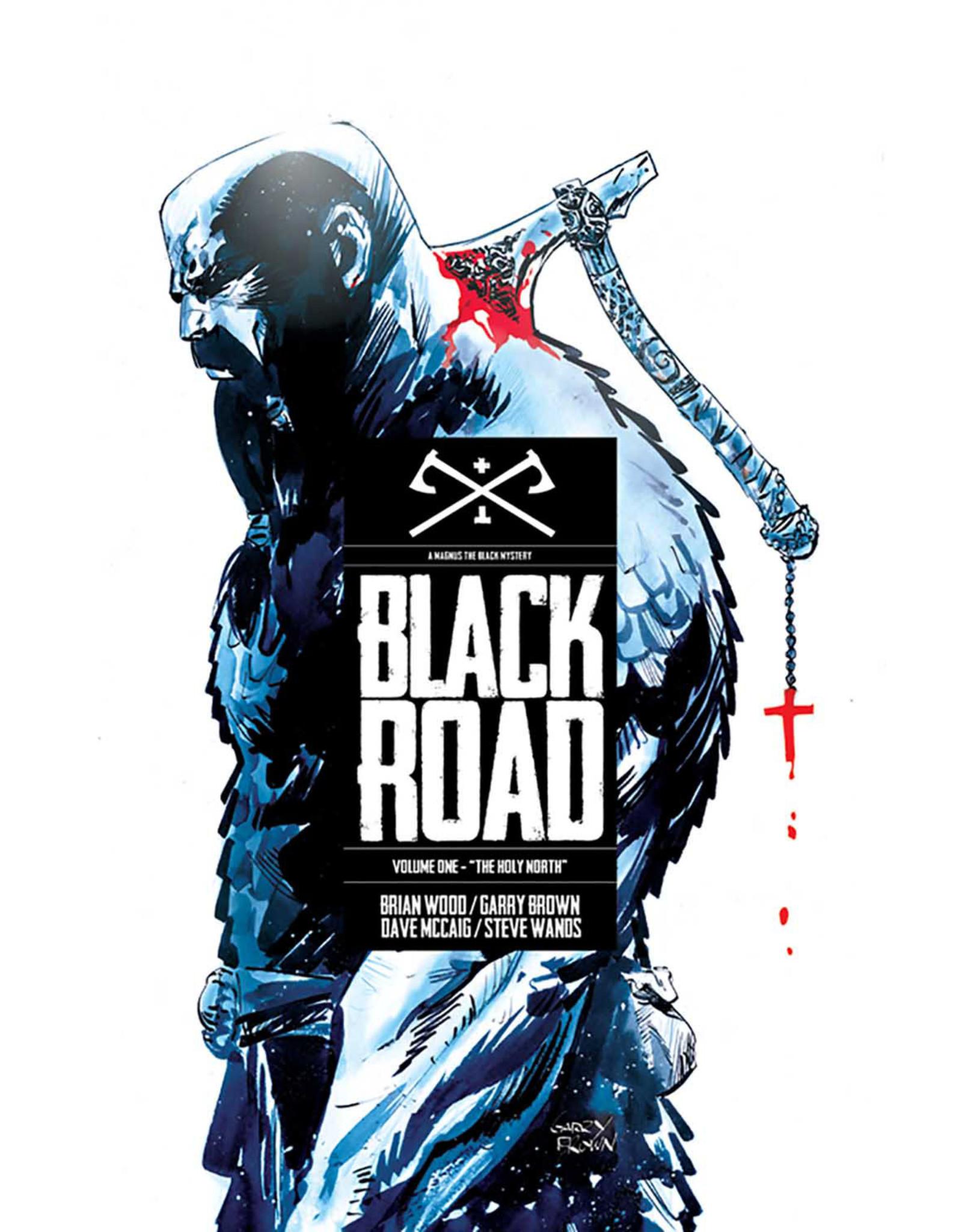IMAGE COMICS BLACK ROAD TP VOL 01