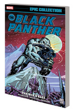 MARVEL COMICS BLACK PANTHER EPIC COLLECTION TP PANTHERS RAGE