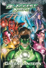 DC COMICS BLACKEST NIGHT GREEN LANTERN TP