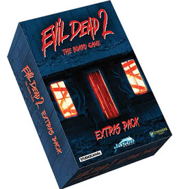 JASCO GAMES EVIL DEAD 2 BOARD GAME EXTRAS PACK