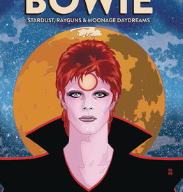 INSIGHT COMICS BOWIE STARDUST RAYGUNS & MOONAGE DAYDREAMS HC GN