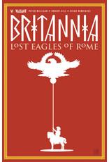 VALIANT ENTERTAINMENT LLC BRITANNIA TP VOL 03 LOST EAGLES OF ROME