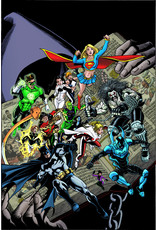DC COMICS BRAVE AND THE BOLD LORDS OF LUCK TP