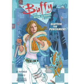 DARK HORSE COMICS BUFFY HIGH SCHOOL YEARS GLUTTON PUNISHMENT TP