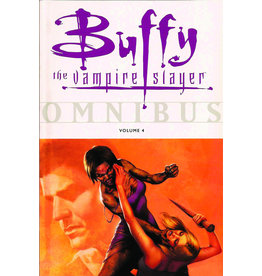 DARK HORSE COMICS BUFFY THE VAMPIRE SLAYER OMNIBUS TP VOL 04