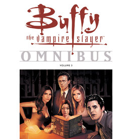 DARK HORSE COMICS BUFFY THE VAMPIRE SLAYER OMNIBUS TP VOL 03