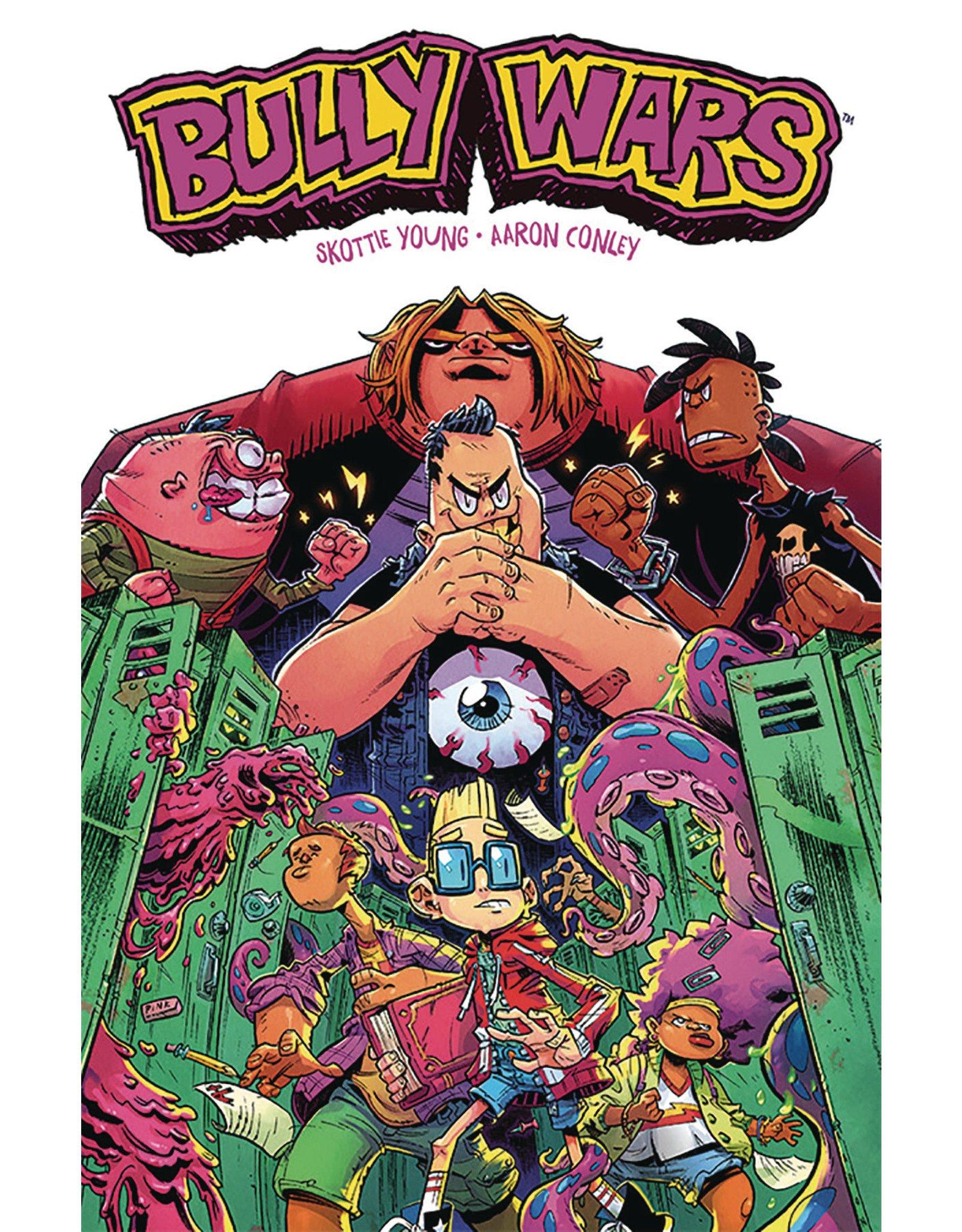 IMAGE COMICS BULLY WARS TP VOL 01