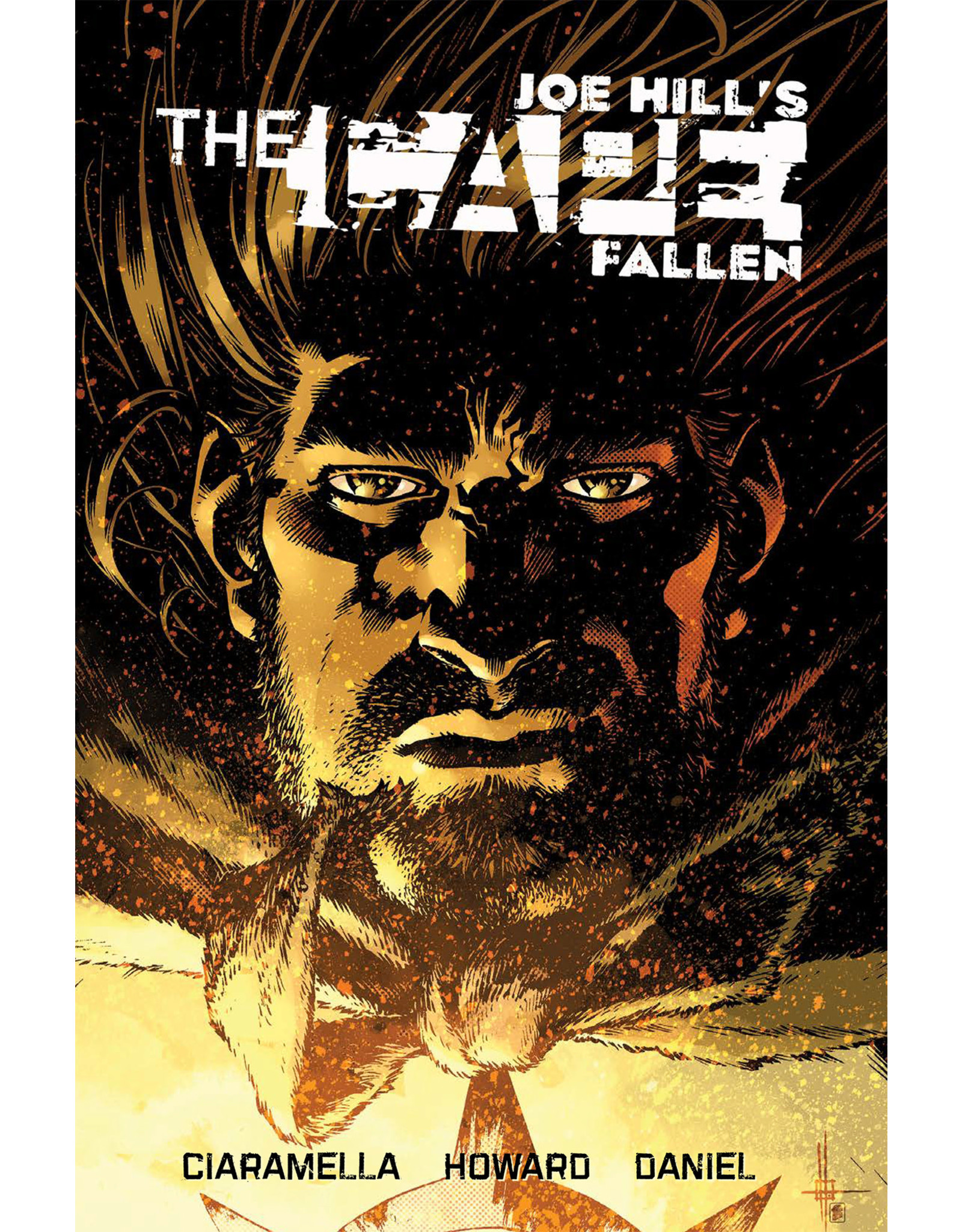 IDW PUBLISHING JOE HILL THE CAPE FALLEN HC