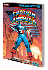 MARVEL COMICS CAPTAIN AMERICA EPIC COLLECTION TP STREETS OF POISON