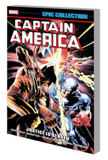 MARVEL COMICS CAPTAIN AMERICA EPIC COLLECTION TP JUSTICE IS SERVED
