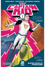 AFTERSHOCK COMICS CAPTAIN KID TP VOL 01