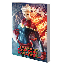 MARVEL COMICS LIFE OF CAPTAIN MARVEL TP
