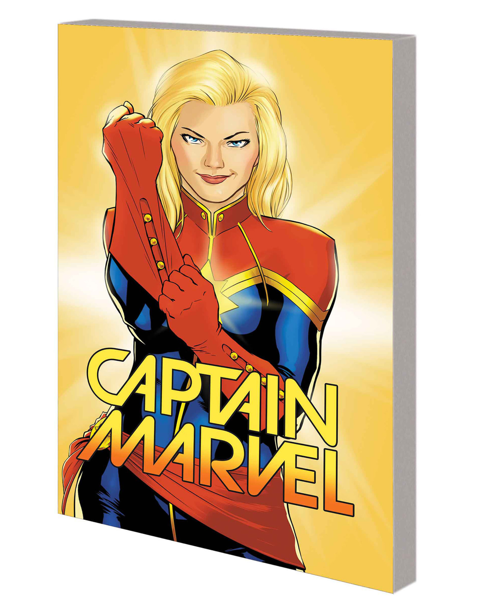 MARVEL COMICS CAPTAIN MARVEL EARTHS MIGHTIEST HERO TP VOL 03