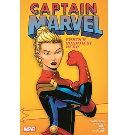 MARVEL COMICS CAPTAIN MARVEL EARTHS MIGHTIEST HERO TP VOL 01