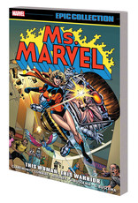 MARVEL COMICS MS MARVEL EPIC COLLECTION TP WOMAN WARRIOR