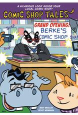 DIAMOND PUBLICATIONS COMIC SHOP TALES BOOK 01 GRAND OPENING