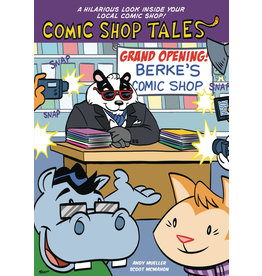 DIAMOND PUBLICATIONS COMIC SHOP TALES BOOK 01 GRAND OPENING