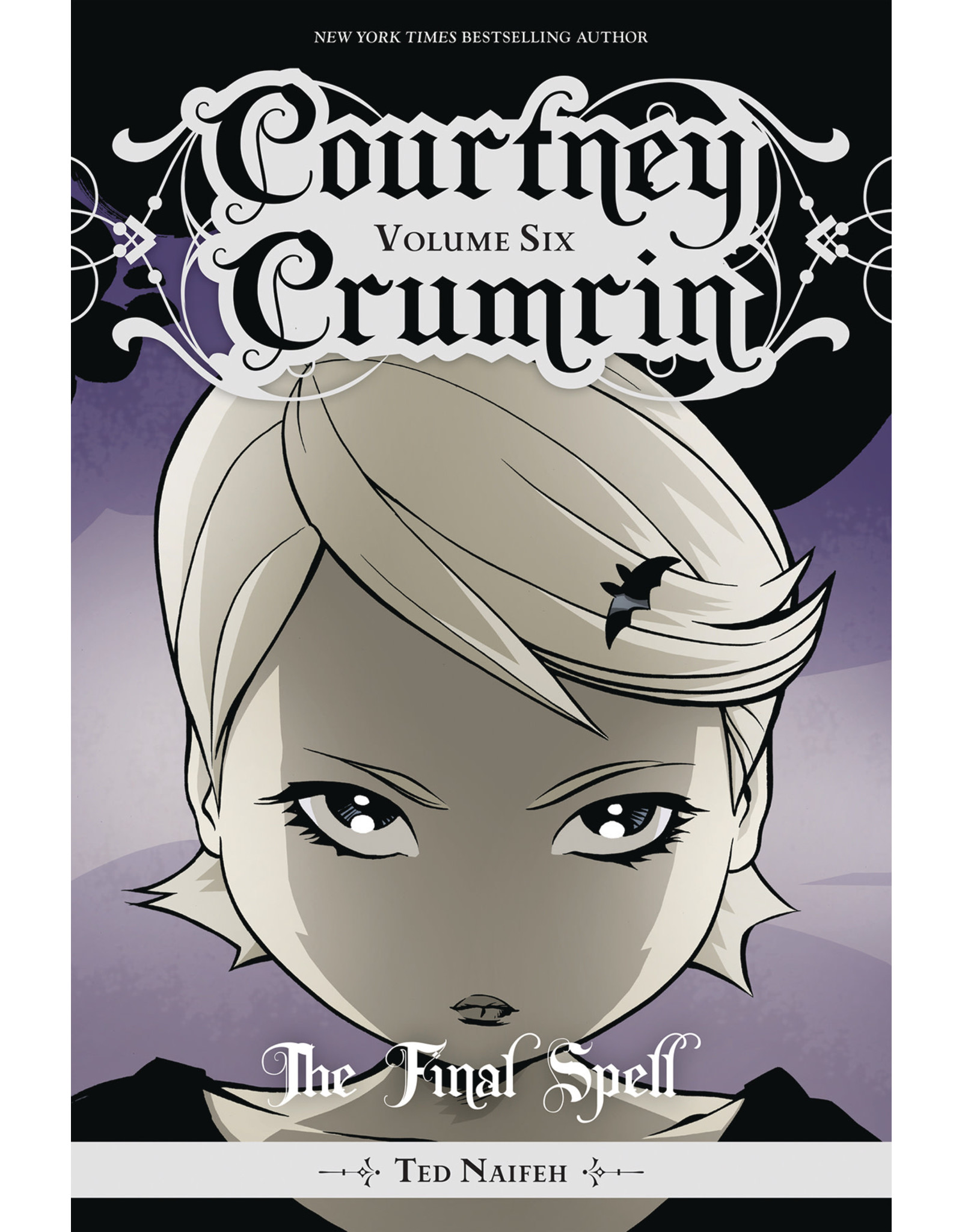 ONI PRESS INC. COURTNEY CRUMRIN TP VOL 06 THE FINAL SPELL