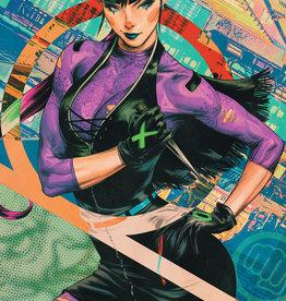 DC COMICS BATMAN #92 CARD STOCK ARTGERM VAR ED