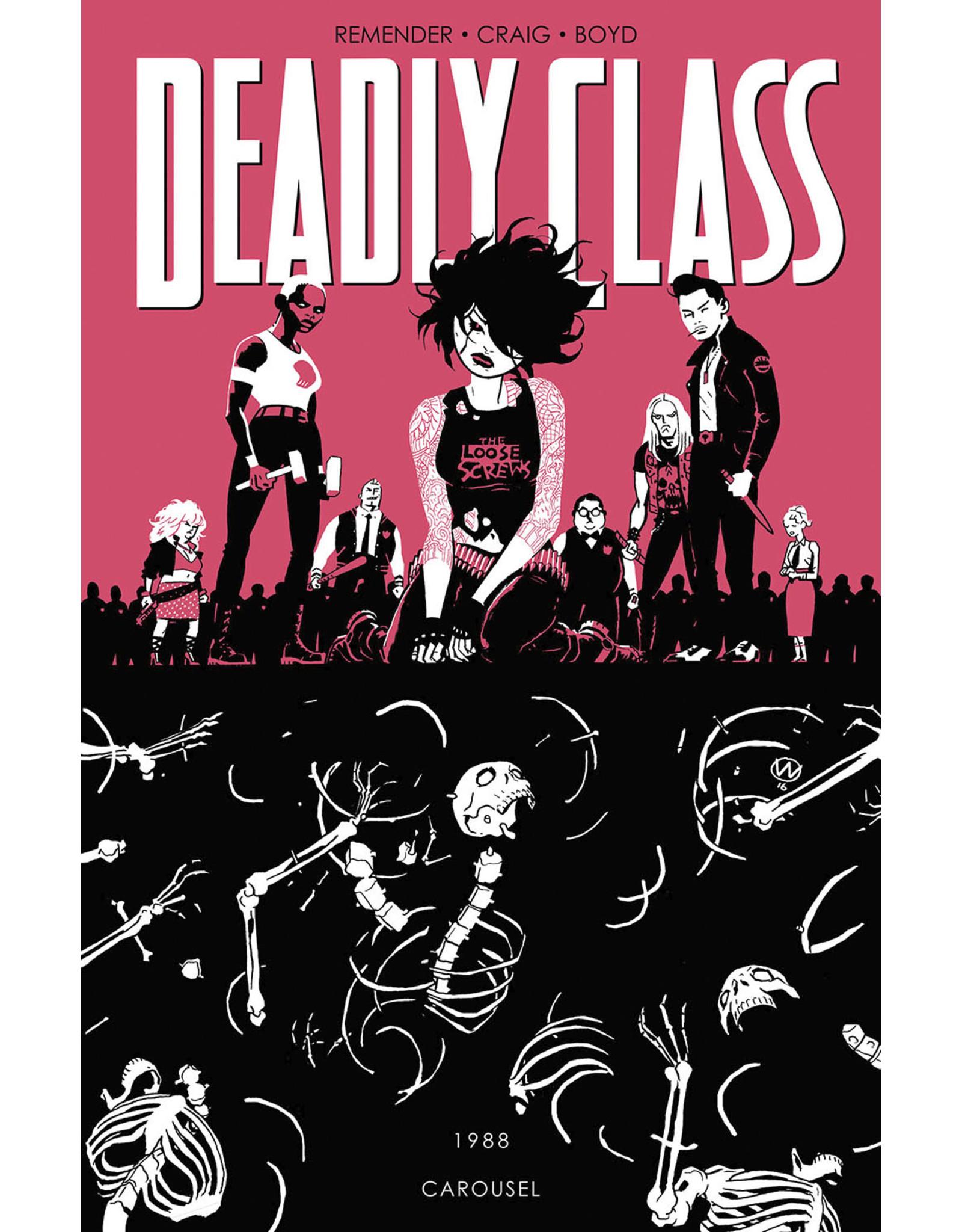 IMAGE COMICS DEADLY CLASS TP VOL 05 CAROUSEL