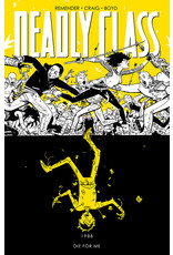 IMAGE COMICS DEADLY CLASS TP VOL 04 DIE FOR ME