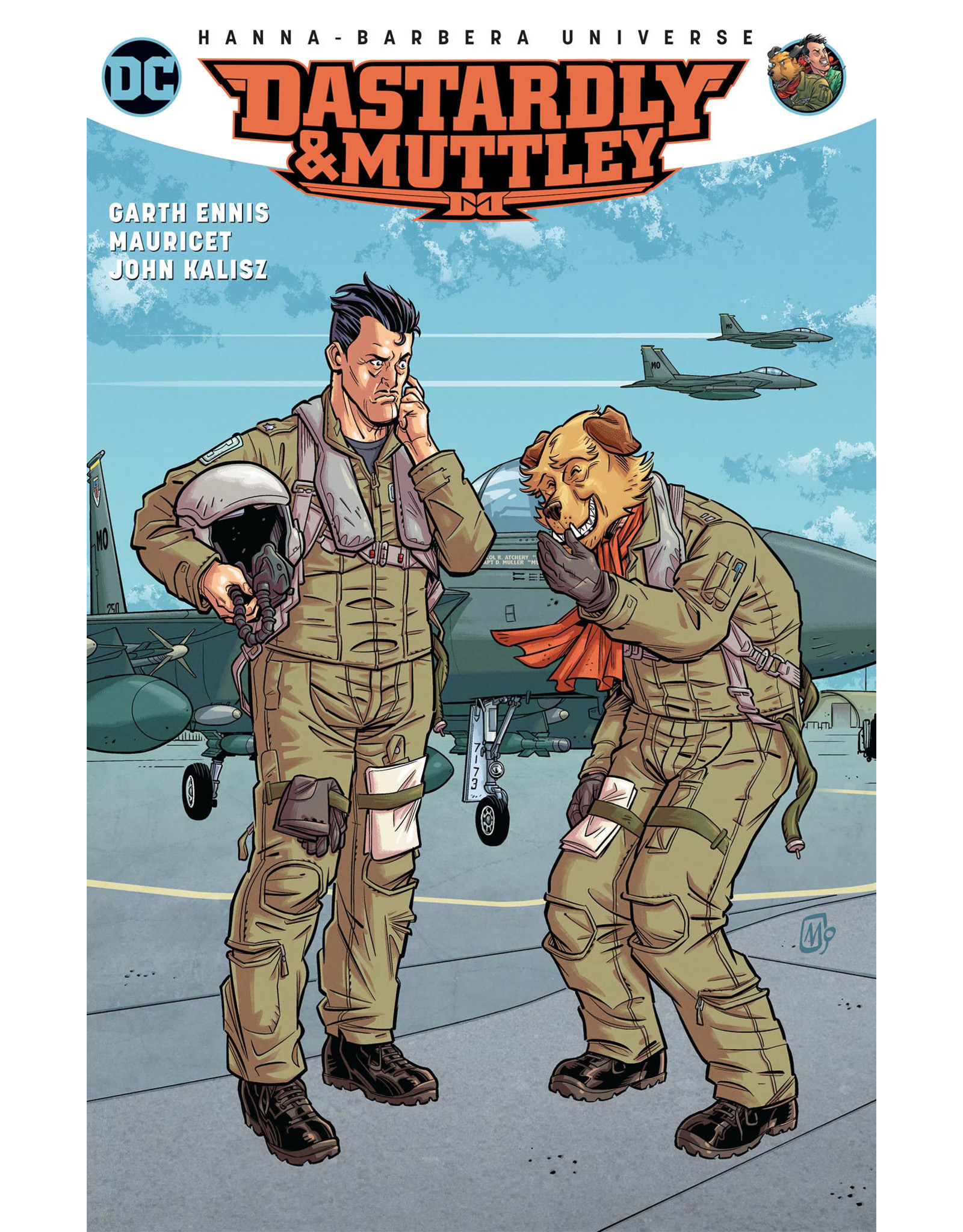 DC COMICS DASTARDLY & MUTTLEY TP