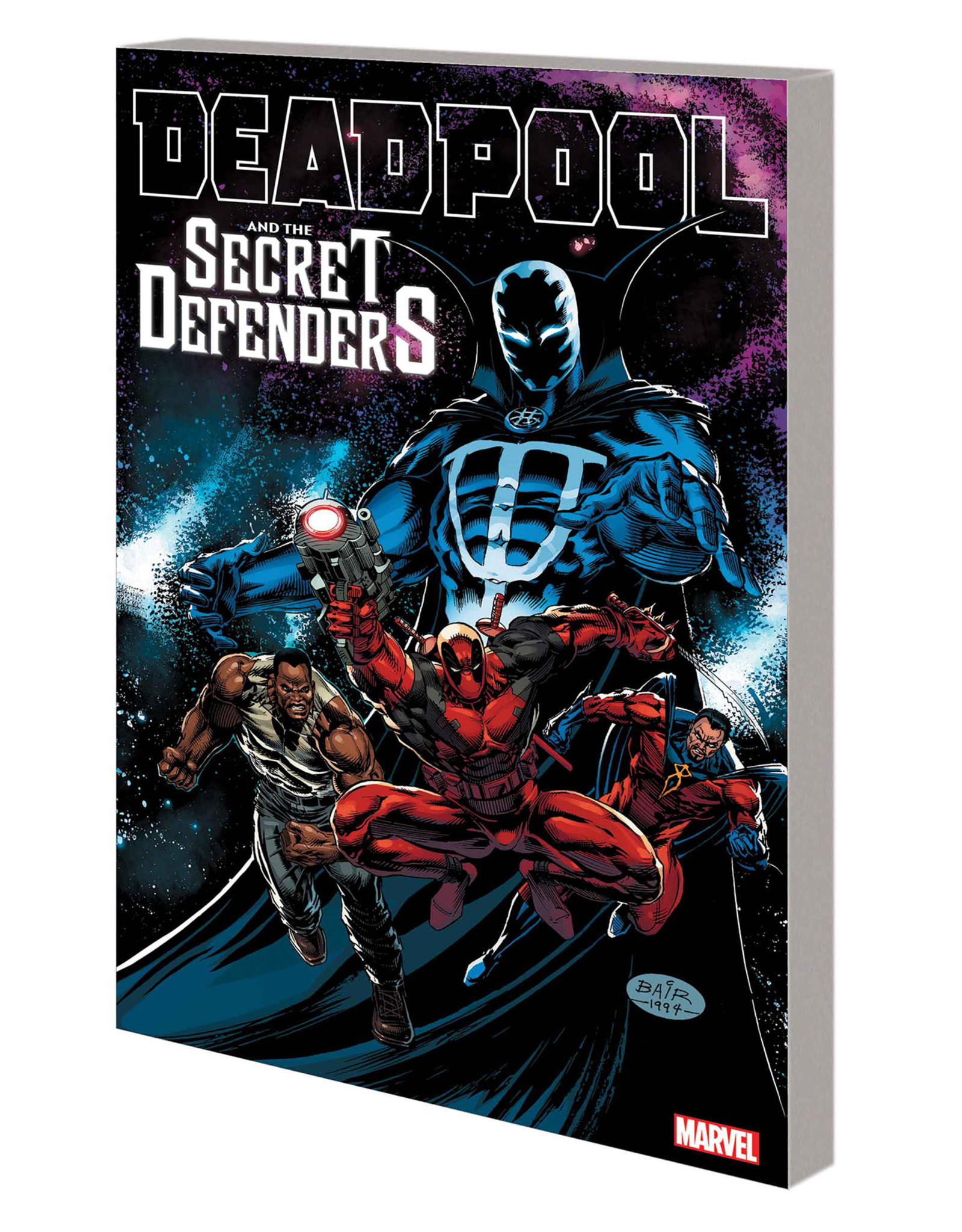 MARVEL COMICS DEADPOOL AND SECRET DEFENDERS TP