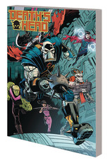 MARVEL COMICS DEATHS HEAD TP CLONE DRIVE