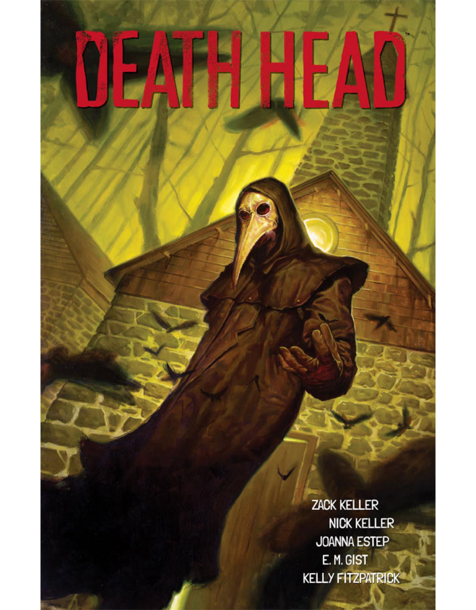 DARK HORSE COMICS DEATH HEAD TP