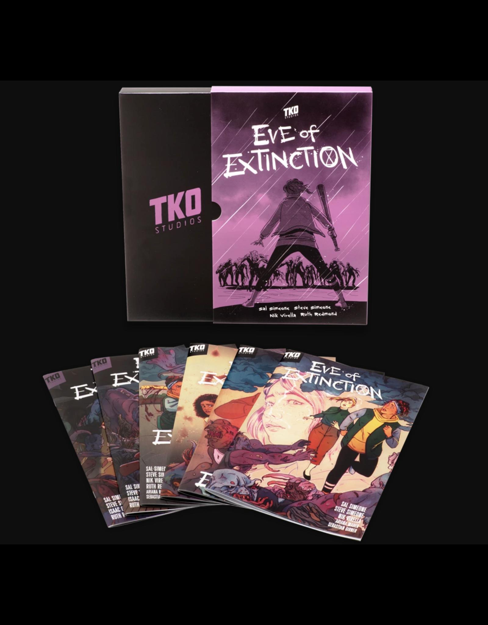 EVE OF EXTINCTION SIX ISSUE BOX SET