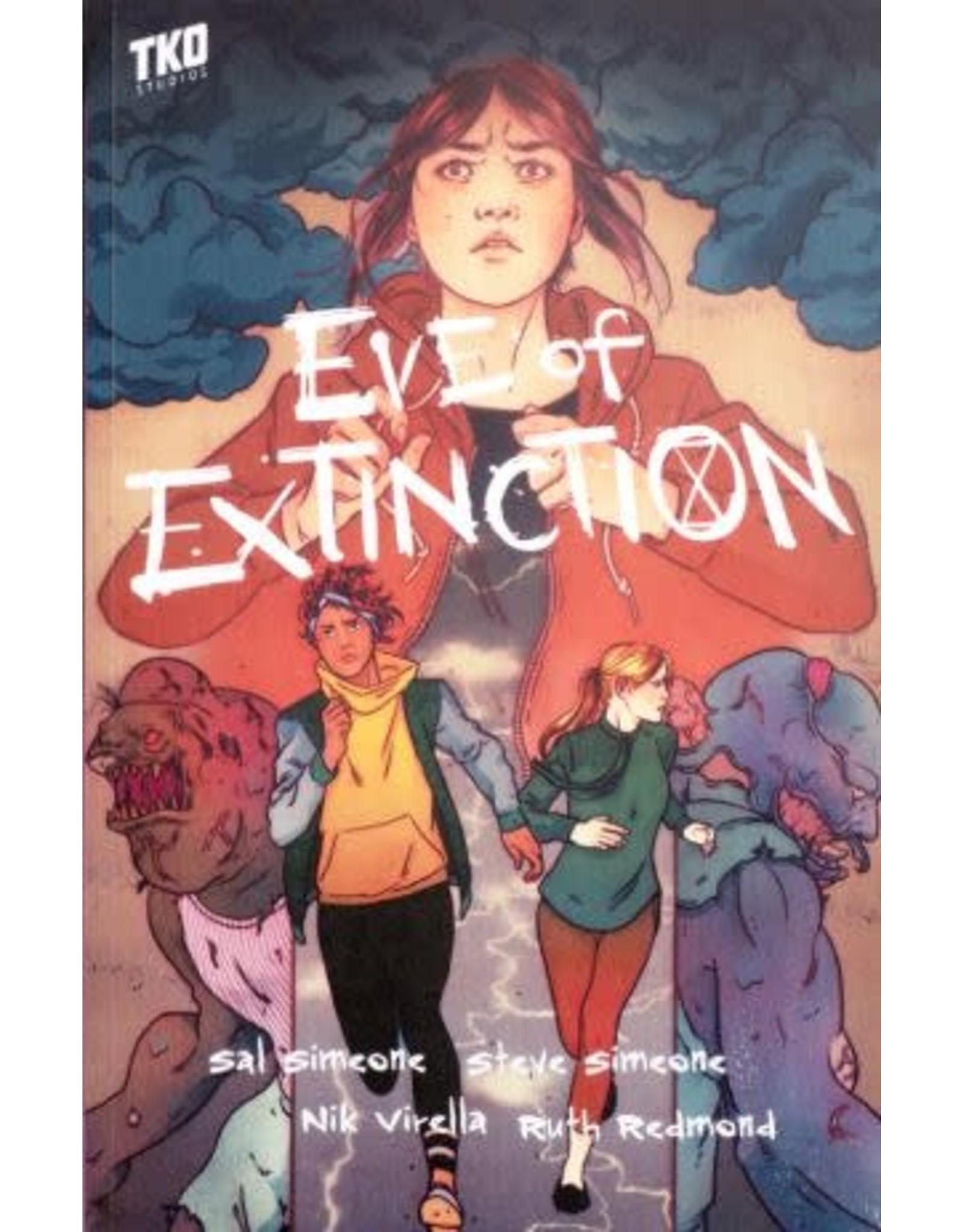EVE OF EXTINCTION TP
