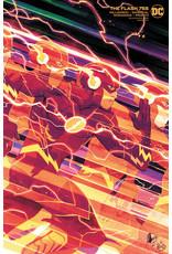 DC COMICS FLASH #755 MATTEO SCALERA VAR ED