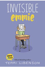 INVISIBLE EMMIE GN NEW PTG
