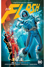 DC COMICS FLASH TP VOL 06 COLD DAY IN HELL REBIRTH