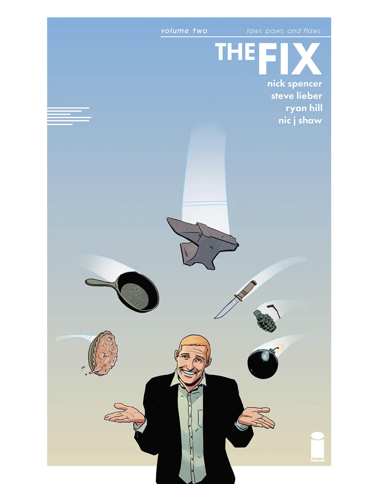 IMAGE COMICS FIX TP VOL 02