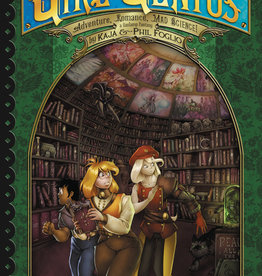 AIRSHIP ENTERTAINMENT GIRL GENIUS SECOND JOURNEY GN VOL 03 INCORRUPTIBLE LIBRARY