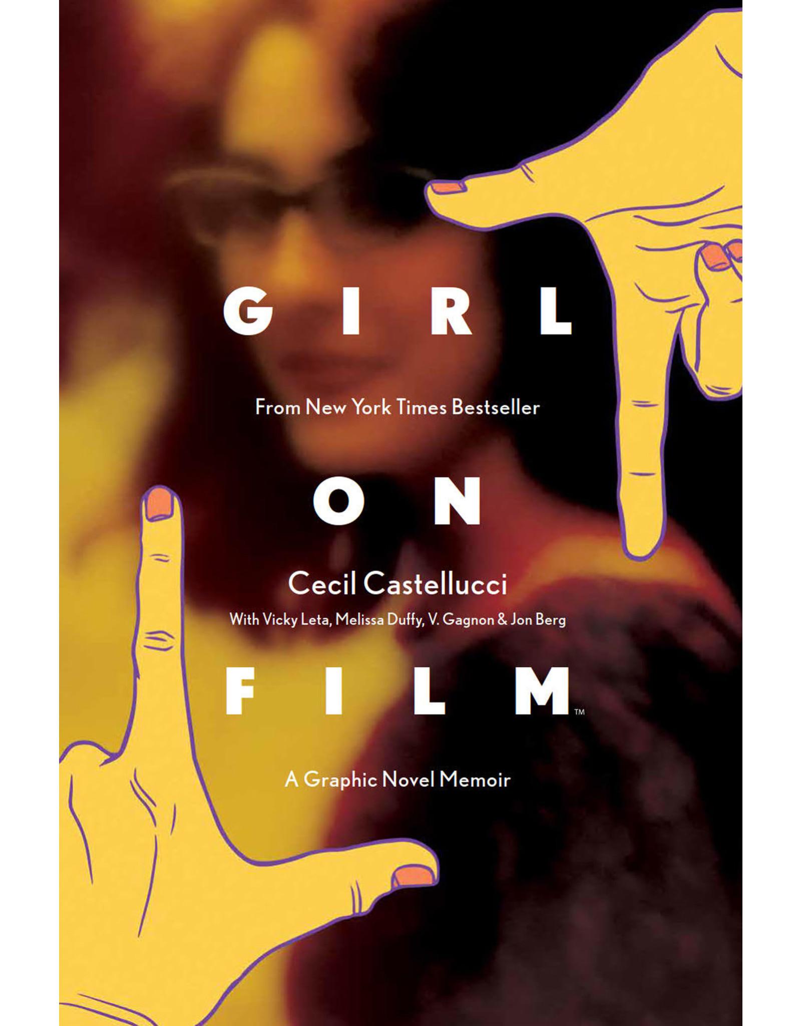 BOOM! STUDIOS GIRL ON FILM ORIGINAL GN