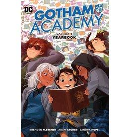 DC COMICS GOTHAM ACADEMY TP VOL 03 YEARBOOK