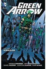 DC COMICS GREEN ARROW TP VOL 07 KINGDOM
