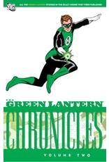DC COMICS GREEN LANTERN CHRONICLES TP VOL 02