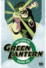 DC COMICS GREEN LANTERN THE SILVER AGE TP VOL 01