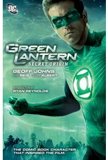 DC COMICS GREEN LANTERN SECRET ORIGIN TP NEW ED