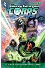 DC COMICS GREEN LANTERN CORPS TP VOL 05 UPRISING